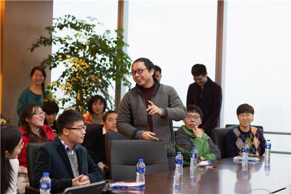 上海粉丝见面会-资深投资人分享投资经验