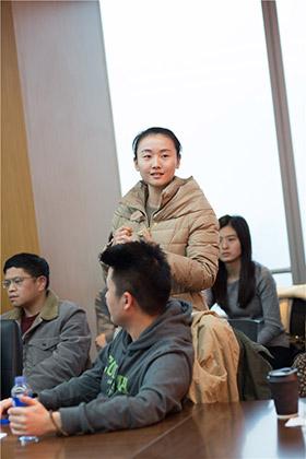 上海粉丝见面会-投资人提问